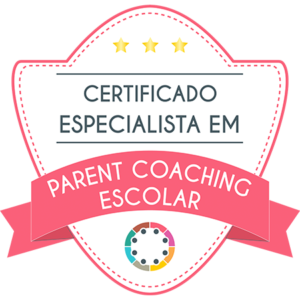 Certificado especialista em Parent Coaching Escolar