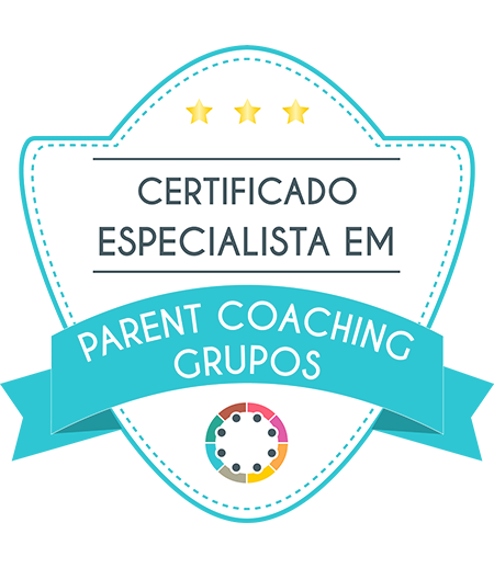 Certificado especialista em Parent Coaching Grupos