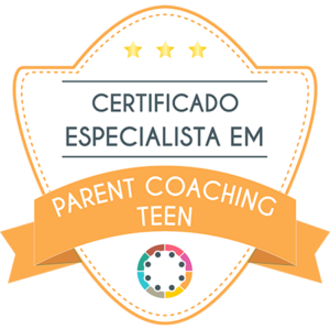 Certificado especialista em Parent Coaching Teen