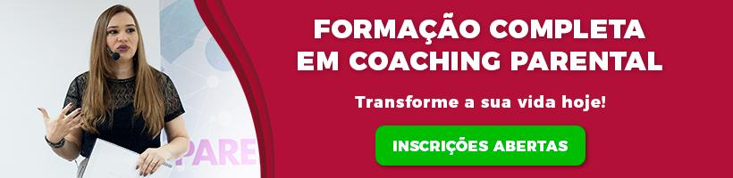 Banner formação completa coaching parental
