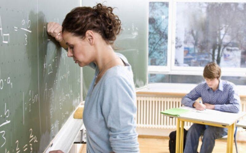 estresse do professor